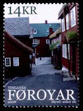Faroe Islands 2008 Torshavn, Tinganes, Ancient Parliament, MNH / UNM