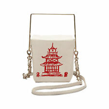 Kate Spade Hello Shanghai Cruz Chinese Takeout NWT Iconic Style Setter in Elle!