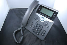 Genuine Cisco VOIP Phone CP-7481-K9 without power supply - Free shipping!