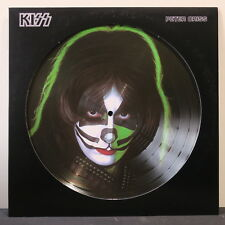 KISS 'Peter Criss' Solo PICTURE DISC Vinyl LP NEW