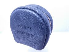 Asahi Pentax Leather Lens Hood Case ~ Suitable For 35mm & 55mm