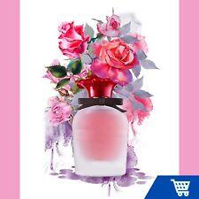 Diamond Painting Kit Perfume Flowers 💎 20cm X 30cm 💎 Round 💎 Full Drill