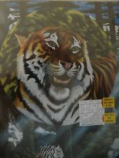 """625 Pc Puzzle New Precious Life Tiger """"Puzzle within a Puzzle"""" Kids & Adults"""