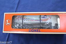 1996 Lionel 6-19425 Artrain Csx Flatcar with Trailer Chrysler Corp. L2950
