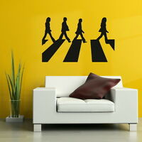 The Beatles Wall Sticker Decal Art Transfer Graphic Stencil Vinyl Home Deco nic6