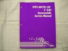 1995 ArcticCat Z 440 Service Manual Part# 255-130
