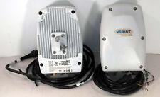 1 Used Verint Nextiva S4100 Wireless Transmitter/Receiver (Tx/Rx) Set Rev. C01