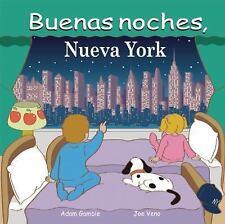 Buenas Noches, Nueva York (Good Night Our World) (Spanish Edition)-ExLibrary