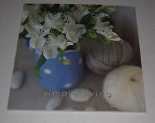 Debbie Bliss Simple Living Pattern Book softcover