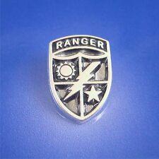 75th Ranger Regiment Tack Pin Sterling Silver (RNGR#1)