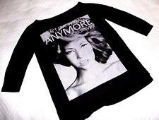 Reserved  size XS black  dolman knit top oversize from Europe
