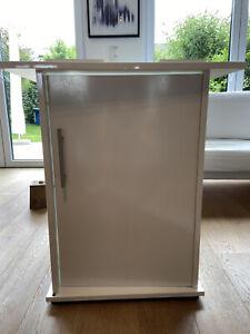 Unterschrank für  Aquarien 80 x 50 cm weiß