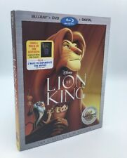Lion King, The (Blu-ray+DVD+Digital, 2017; Signature Collection) w/ Slipcover