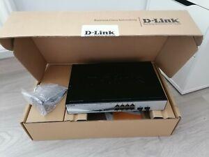 D-LINK DGS-1210-08P 8-Port Web Smart Gigabit PoE Switch