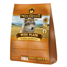 Wolfsblut Wide Plain 2kg Small Breed Hundefutter Pferd Trockenfutter Hund