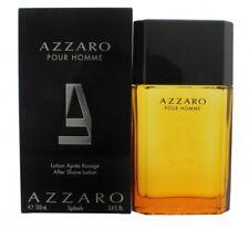 AZZARO POUR HOMME AFTERSHAVE LOTION 100ML SPLASH - MEN'S FOR HIM. NEW