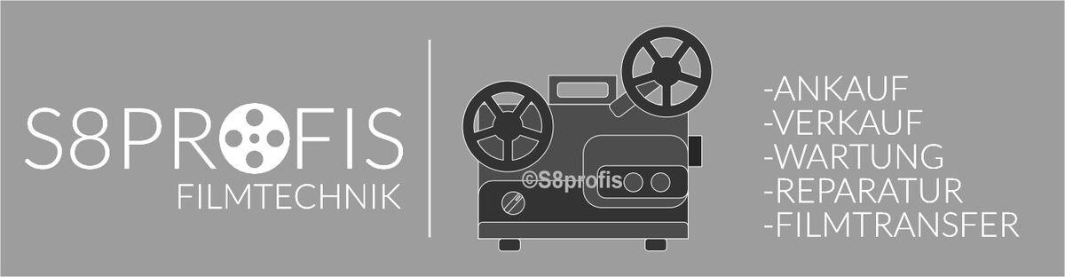 Filmprojektor und Zubehör S8profis
