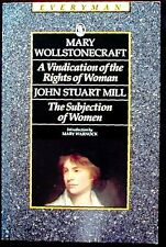 A Vindication of the Rights of Women/The Subjection of Women PBk. Near Fine