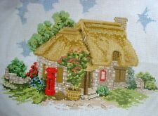Lilliput Lane Counted Cross Stitch Unframed Picture Pennys Post