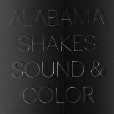 ALABAMA SHAKES - SOUND & COLOR (DIG) (CD) Sealed