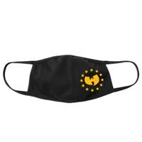 Wu Tang Clan W (Circle Of Stars) Cotton (OSFM) Protective Face Mask