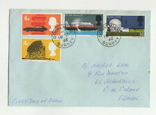 FDC England Angleterre enveloppe timbre 1er jour 1966 / B5fdc