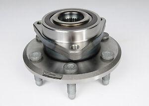 Genuine GM Hub & Bearing 22756832