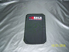 "P.A.C.A. Body Armor bullet proof vest Soft Truma Plate 5""X8"" Plate 9.1 MM Thick"