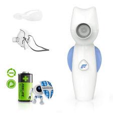 Nebulizzatore ultrasuoni con Musica portatile Aerosol Bambini Air Angel Blue
