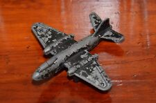 Vintage Rockford Illinois Midgetoy metal USAF Airforce Bomber Plane Airplane