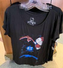 Universal Studios Exclusive E.T. Hello Kitty Ladies Top Size Small New