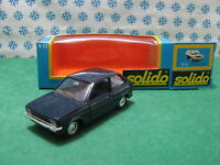 Vintage -  FORD  FIESTA               -  1/43  Solido  53  Mint