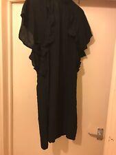 FCUK Black Dress Size 12