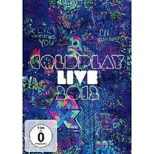 COLDPLAY - LIVE 2012  BLU-RAY + CD POP INTERNATIONAL NEU