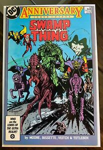 Swamp Thing #50 - 1st Full Justice League Dark - Near Mint-