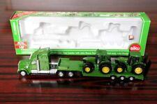 1:87 Siku 1837 Low Loader With 2 John Deere Tractors Toys Hobbies Car Models