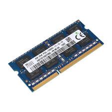 4GB DDR3 2RX8 PC3L-12800S 1600mhz 204pin SO-DIMM New RAM Laptop Memory 4G B  #RH