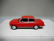 BMW 1602 RED POLONIA CARS DeAGOSTINI IXO 1:43