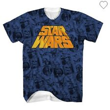 Star Wars Sign Of Rebels T-shirt  Size 2XL Short Sleeve 100% Polyester NEW