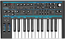 Novation Bass Station II Analog 25 key Mono synth Keyboard Synthesizer //ARMENS