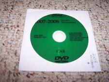 2008 Ford Mustang Shop Service Repair Manual DVD GT Convertible 4.0L 4.6L GT500