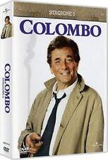 Dvd TENENTE COLOMBO - Stagione 05 - (Box 3 Dischi) Serie Tv ......NUOVO