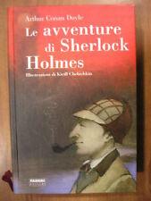 Arthur Conan Doyle LE AVVENTURE DI SHERLOCK HOLMES 1° Fabbri KIRILL CHELUSHKIN