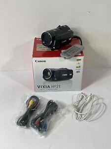 Canon HD Vixia HF21