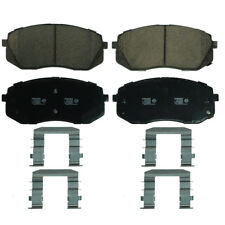 Disc Brake Pad Set Front Federated D1295AC