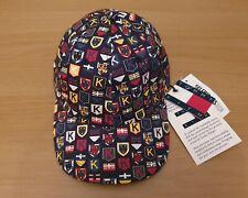 KITH x TOMMY HILFIGER Big Crest Cap Hat - Navy Adjustable Ronnie Fieg DS BNWT!