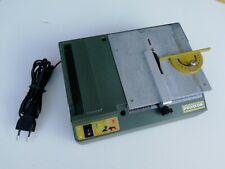 Sega circolare da banco Proxxon 27006 MicroMot KS 230