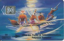 TELECARTE POLYNESIE PF12 lot 44259