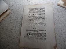 1727.Droit Marseille.affaire chirurgien Carlo c/ Sallier apothicaire.