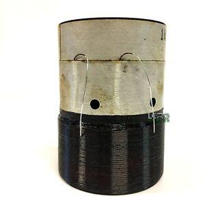 "3"" Dual 2 Ohm Copper Voice Coil  2"" Winding Subwoofer Speaker Parts VC180701"